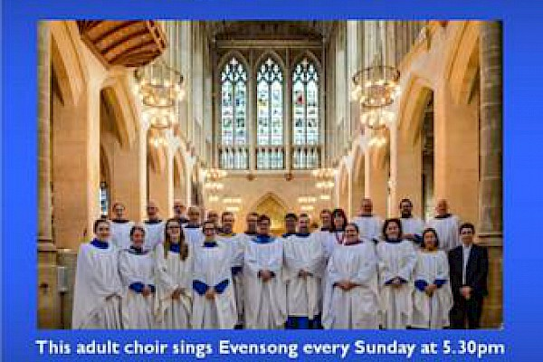 Calling all singers? The Voluntary Choir is recruiting