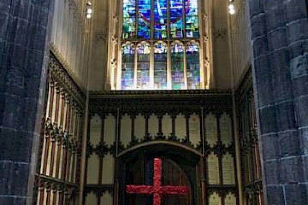 Manchester Cathedral to take part in Battle's Over – commemorating 100 years since the end of WWI
