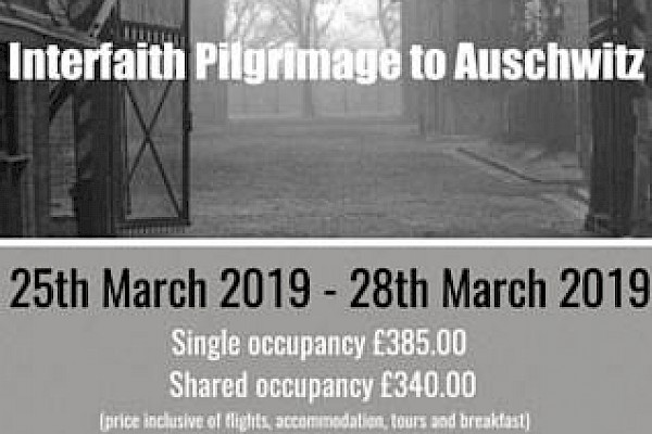 Pilgrimage to Auschwitz