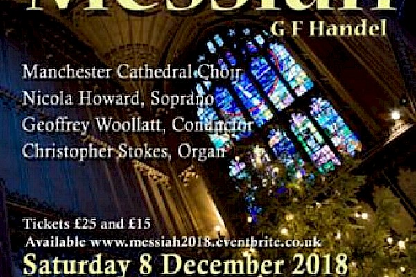 Tickets are now on sale for Handel's Messiah