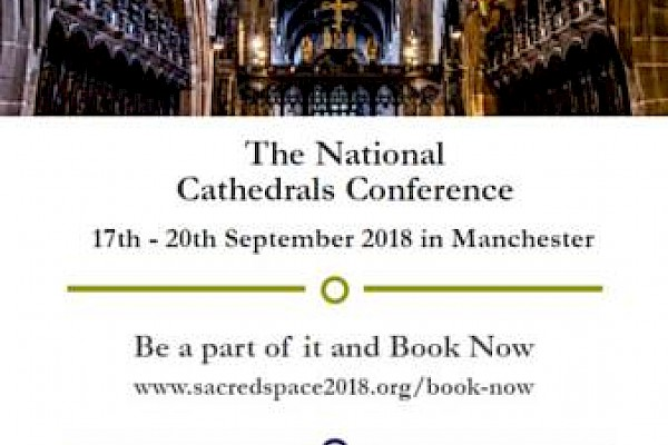 National Cathedrals Conference: Sacred Spaces