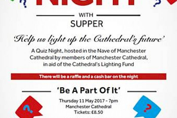 Cathedral Quiz Night