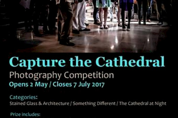 Capture the Cathedral returns for its fifth year!