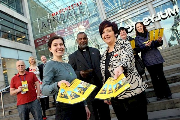 We Love Manchester - Celebrate British Tourism Week