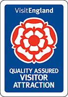 Visit England Quality Assured Tourist Attraction