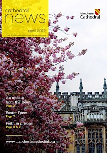 Cathedral News - April 2019 Cover