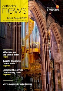 Cathedral News - July/August 2019 Cover