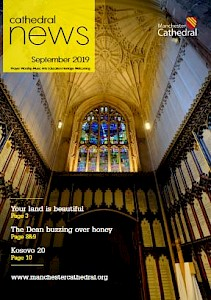 Cathedral News - September 2019 Cover