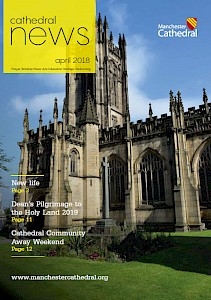 Cathedral News - April 2018 Cover