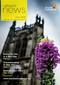 Cathedral News - May 2018 Cover