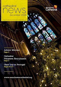 Cathedral News - December 2018 Cover