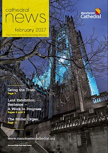 Cathedral News - February 2017 Cover