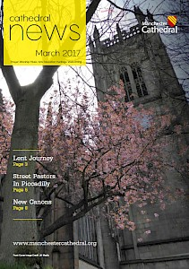 Cathedral News - March 2017 Cover