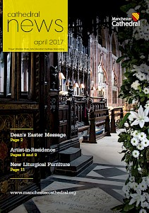 Cathedral News - April 2017 Cover