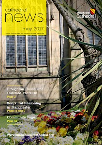 Cathedral News - May 2017 Cover