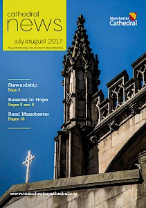 Cathedral News - July/August 2017 Cover