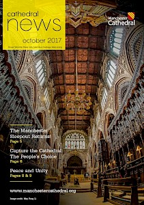 Cathedral News - October 2017 Cover