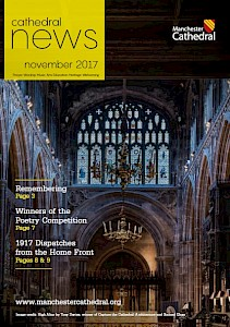 Cathedral News - November 2017 Cover