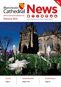 Cathedral News - February 2016 Cover