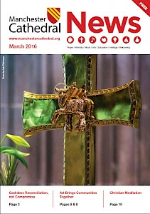 Cathedral News - March 2016 Cover