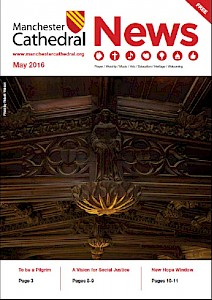 Cathedral News - May 2016 Cover