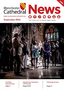 Cathedral News - September 2016 Cover