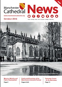 Cathedral News - October 2016 Cover