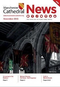 Cathedral News - November 2016 Cover