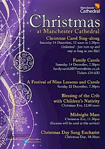 Cathedral Christmas Services