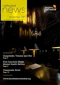 Cathedral News - November 2019 Cover
