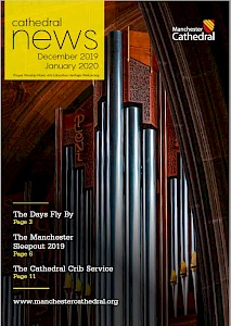 Cathedral News - December 2019/January 2020 Cover
