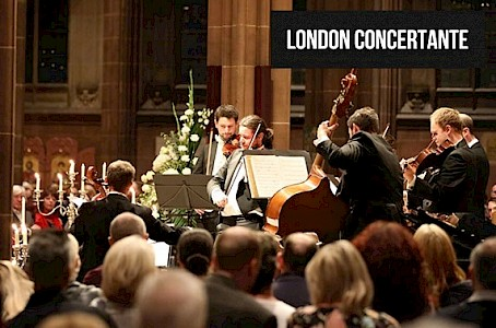 London Concertante by Candlelight- Romantic Viennese Waltzes