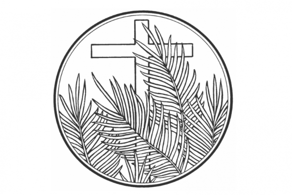 Order of Service for Palm Sunday